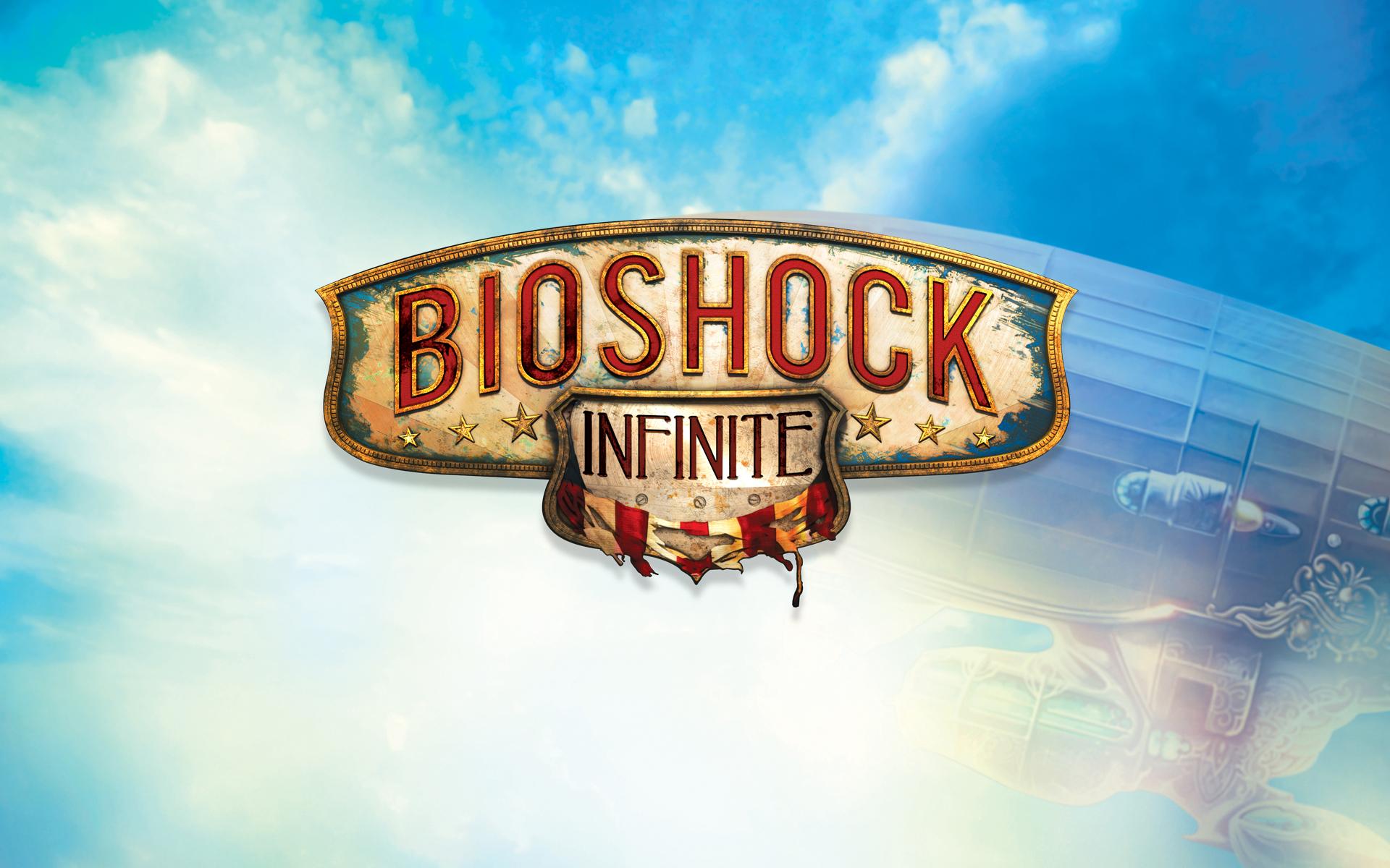 Wallpaper: BioShock Infinite. Wide | Standard